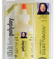 Liquid Polyclay Clear Medium 2oz