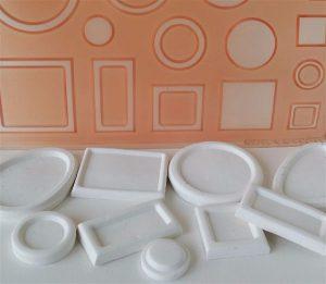 Blocks 'n Dots CaBezel Mold