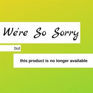 We-re sorry but this product is no longer available