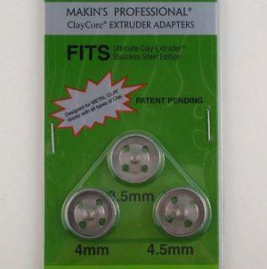 Makin's Clay Core Adaptors MC35097