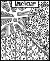 Manic Monday Textures