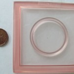 Round All-in-One CaBezel Mold