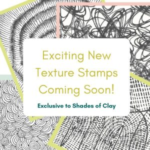NEW Texture Stamp Exclusives Coming Soon!