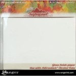 The Tim Holtz® Adirondack® Alcohol Ink Cardstock