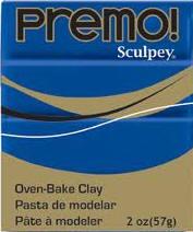 Variation #1921 of Premo Clay