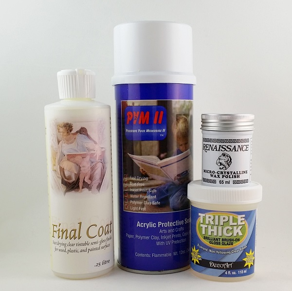 Adhesives, Glazes and Sealants
