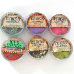 Iced Enamels-Relique Powders