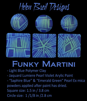 funky martini finish