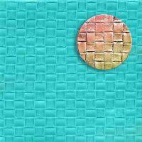 Basket Weave Texture Mat
