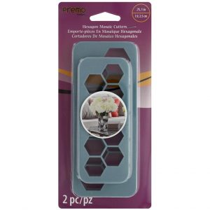 Hexagon Premo Mosaic Cutters