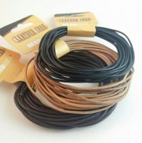 Leather Cord 2mm-5 meters