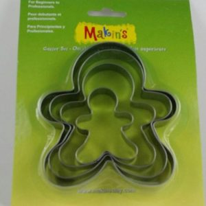 Makin's Brand Large Gingerbread Man Cutters