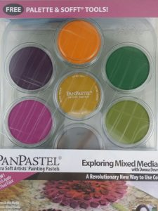 PanPastel Mixed Media Set #2