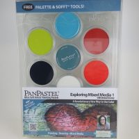 Pan Pastels Mixed Media Set #1