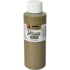 Pinata Alcohol Ink 4oz Rich Gold