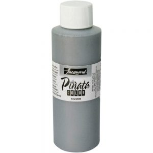 Pinata Alcohol Ink 4oz Silver