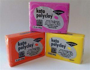Kato Polymer Clay 2oz