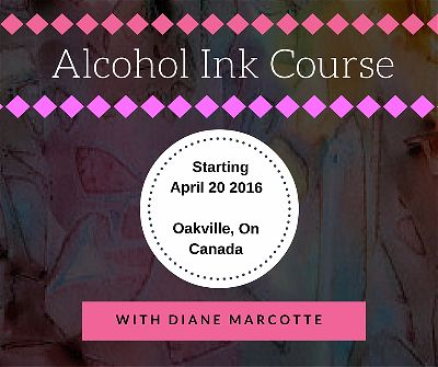 Alcohol Ink Course