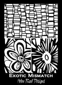 Silk Screens by Helen Breil