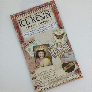 ICE Resin® Ephemera Image Assortment