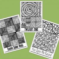Helen Breil Texture Stamps