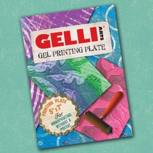 "Gelli Arts Plate 5X7"""