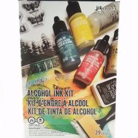 Tim Holtz Alcohol Ink Starter Kit