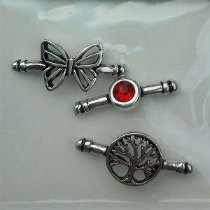 Nature Joiner Charms-Metal
