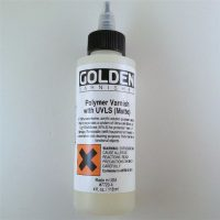 Golden Polymer Varnish