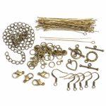 Jewelry Basics Starter Pack Ant Gold 145 pcs