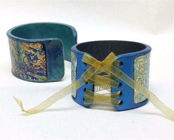 CaBezel Cuff Bracelets
