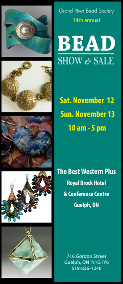 Grand River Bead Society Show and Sale