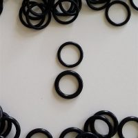 "Thin and Thick O-Rings for 1/2"" Buna Cord"