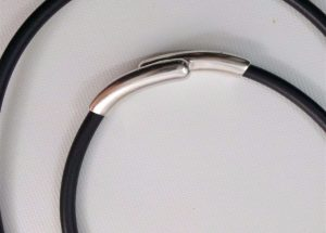 Magnetic Clasp for 5mm cord (1 piece) Greece