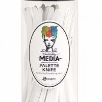 Dina Media Palette Knife set of 2