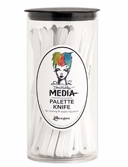 Dina Media Palette Knife set of 2