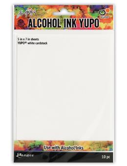 """Yupo Paper for Ranger 5"""" X 7"""""""