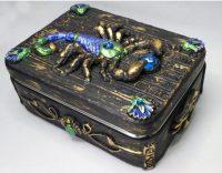 Scorpion Mold Tin by Chris C.