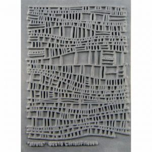 Christie Friesen Texture Stamp-Strata
