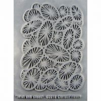 Christie Friesen Texture Stamp-Twist and Shout