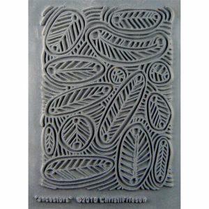 Christie Friesen Texture Stamp-Ancestors