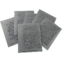 Christi Friesen Texture Stamps