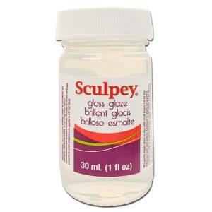 Polyform Sculpey Glaze 1 oz Glossy