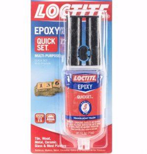 Loctite Epoxy-Quick Set