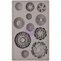 Medallions IOD Art Decor Mould