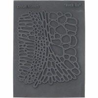Christi Friesen Rock On Texture Stamp