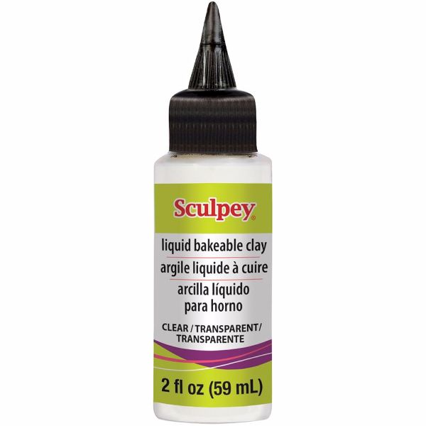Sculpey Liquid-Clear 2oz