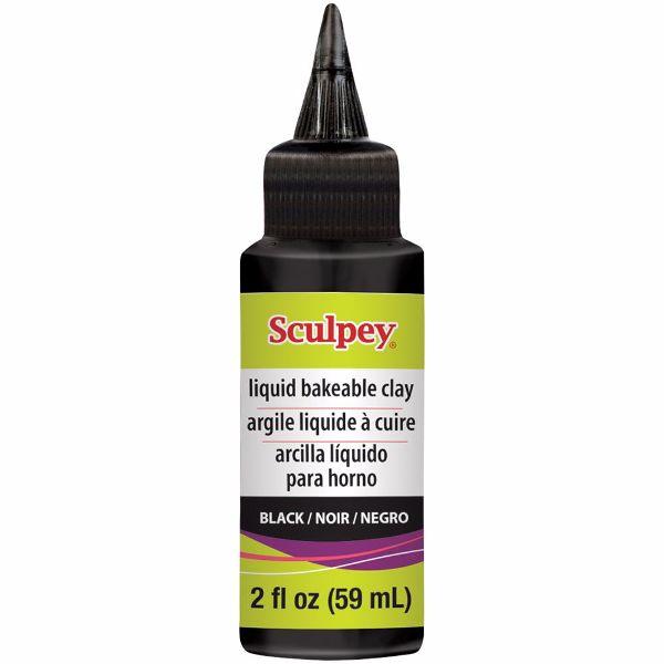 Liquid Sculpey-Black