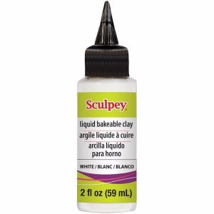 Sculpey Liquid-White by Polyform