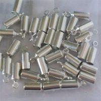 End Cap-Barrel for 3mm Cord